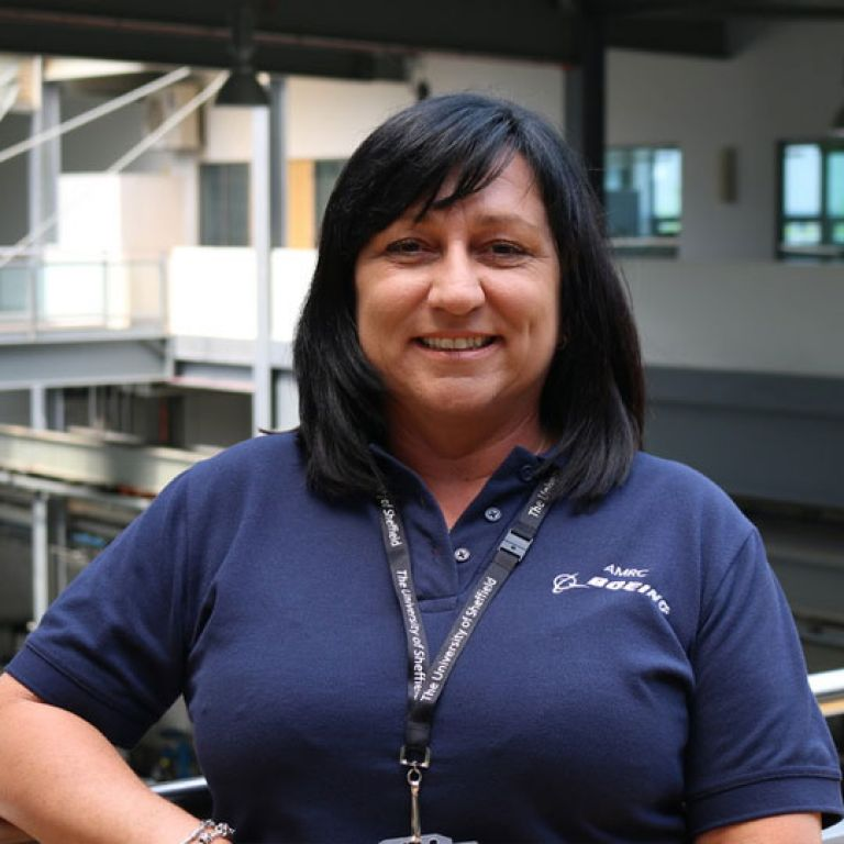 Cathie - Cathie has experience working with apprentices. Having worked within an engineering specialist centre, she is keen to see more women engineers.